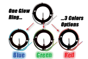 """Glow Ring for 1 5/8"""" Scope (040-1)"""