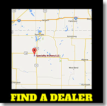 Click here to find a Specialty Archery Dealer in your area!