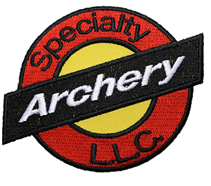 Specialty Archery Patch
