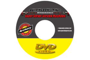 Building Bowstring With The Super Server Serving Machines DVD