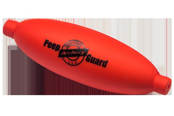 Peep Guard Red