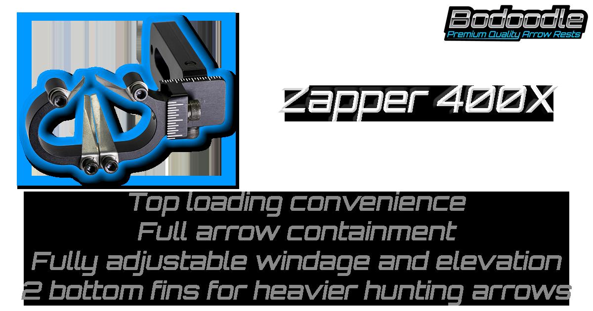 Zapper 400X