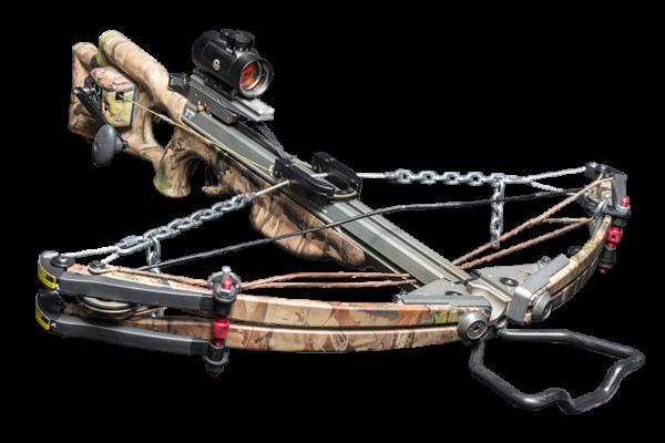 Hunt Saver Crossbow Press Faded
