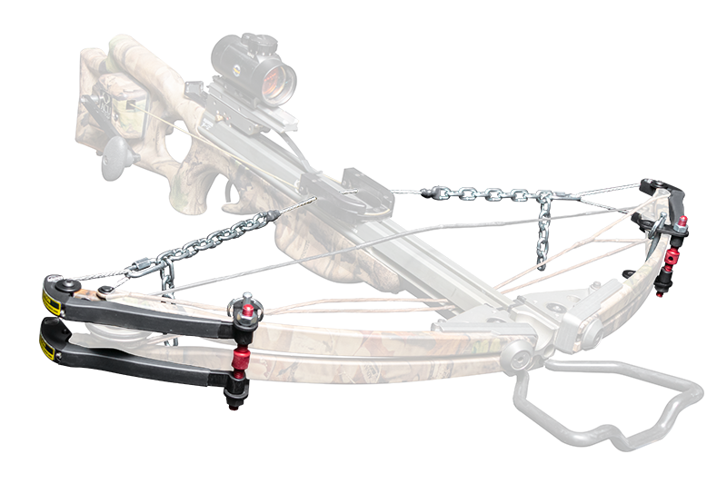 Hunt Saver Crossbow Press Faded