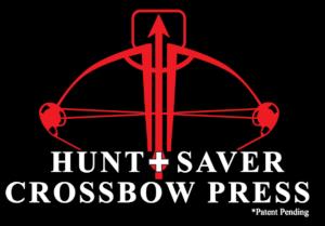 Hunt Saver Crossbow Press Logo
