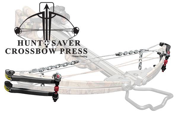 Hunt Saver Crossbow Press